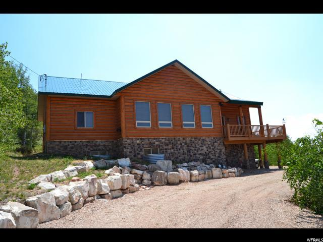8264 Aspen Loop Rd #57, Oakley, UT 84055 (MLS #1471423) :: High Country Properties