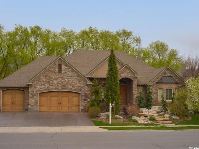 167 S Shadow Breeze Rd, Kaysville, UT 84037 (#1473151) :: Home Rebates Realty