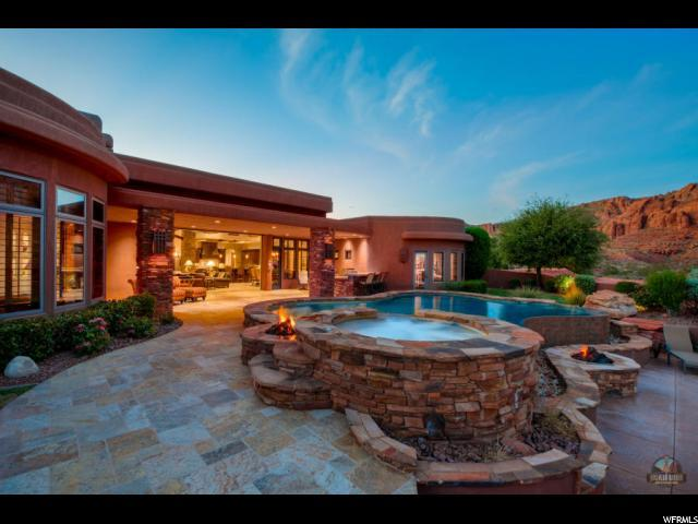 3052 N Snow Canyon Pkwy #69, St. George, UT 84770 (#1473185) :: The Canovo Group