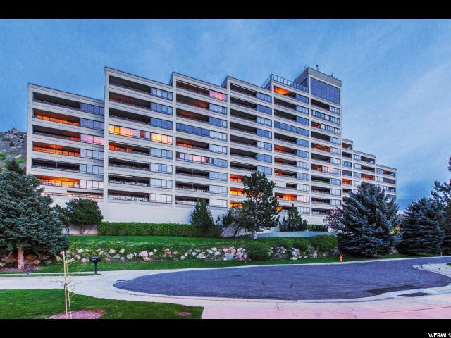 3125 E Kennedy Dr S #707, Salt Lake City, UT 84108 (#1473794) :: Red Sign Team
