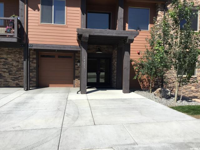 14311 N Buck Horn Trl 42J, Heber City, UT 84032 (MLS #1473813) :: High Country Properties