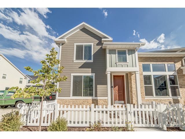 5152 W Stockfield Ln S, Herriman, UT 84096 (#1474027) :: Rex Real Estate Team