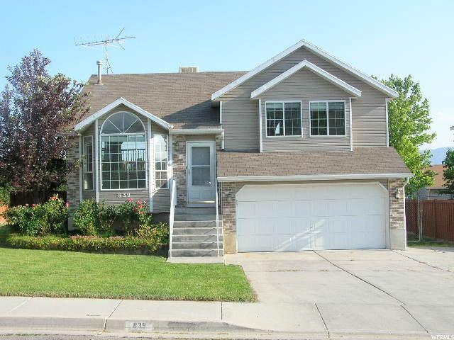 839 W 2350 N, Lehi, UT 84043 (#1474058) :: Rex Real Estate Team