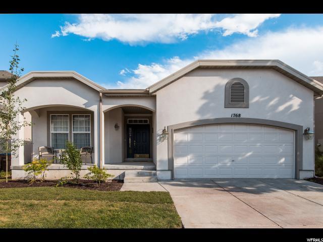 1768 E Auburn Ridge Ln, Draper, UT 84020 (#1474098) :: Rex Real Estate Team