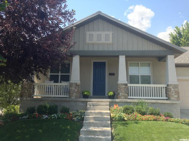 11508 S Harvest Rain Ave W, South Jordan, UT 84009 (#1474254) :: Rex Real Estate Team