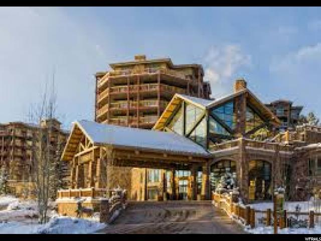 3000 Canyons Resort Dr #4608, Park City, UT 84098 (#1474291) :: The Fields Team