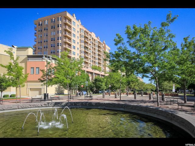 5 S 500 W #810, Salt Lake City, UT 84101 (#1474465) :: Colemere Realty Associates