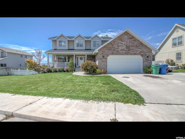 262 Ridgecrest Dr, Orem, UT 84058 (#1474550) :: Rex Real Estate Team