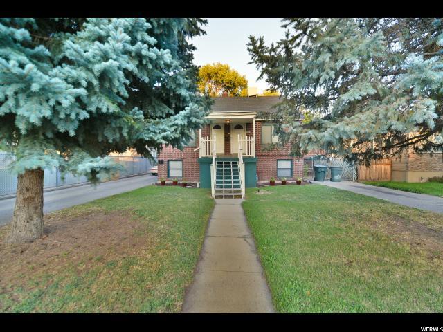 2487 S 800 E, Salt Lake City, UT 84106 (#1474602) :: Rex Real Estate Team