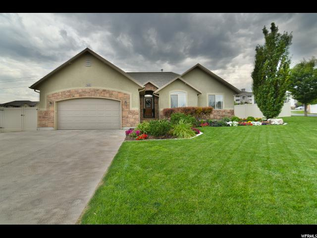 5651 W Hiill Stone, South Jordan, UT 84095 (#1474603) :: Rex Real Estate Team