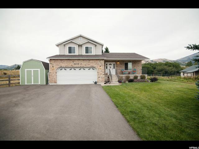 3114 E 5300 N, Liberty, UT 84310 (#1474605) :: Keller Williams Legacy