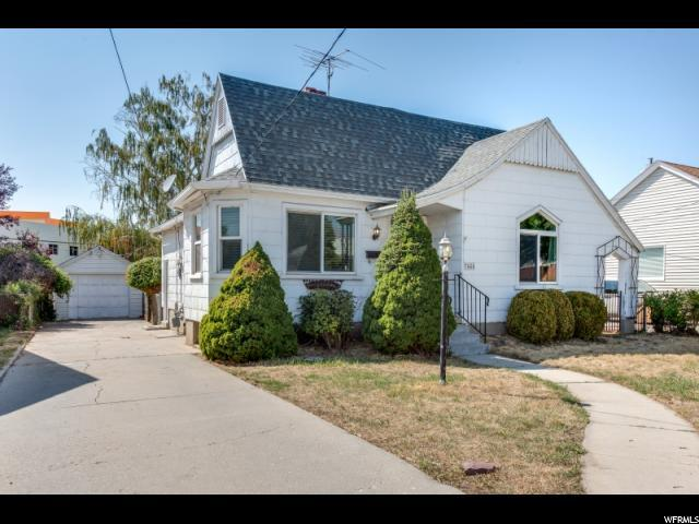 7866 S Pioneer St W, Midvale, UT 84047 (#1474611) :: Rex Real Estate Team