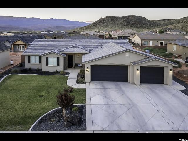 3238 W 2700 S, Hurricane, UT 84737 (#1474929) :: The Fields Team