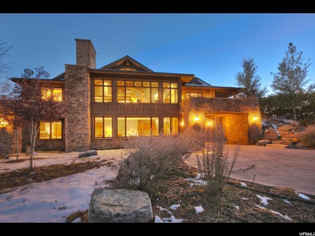 8584 Ranch Club Ct, Park City, UT 84098 (MLS #1475675) :: High Country Properties