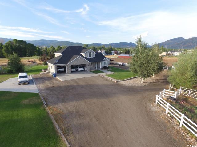 700 W 4200 N, Oakley, UT 84055 (MLS #1476430) :: High Country Properties