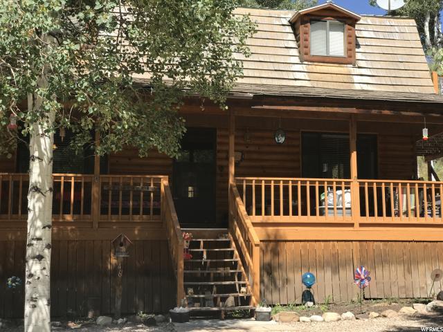 10631 N Moose Hollow Ln E 45/46, Oakley, UT 84055 (MLS #1476635) :: High Country Properties