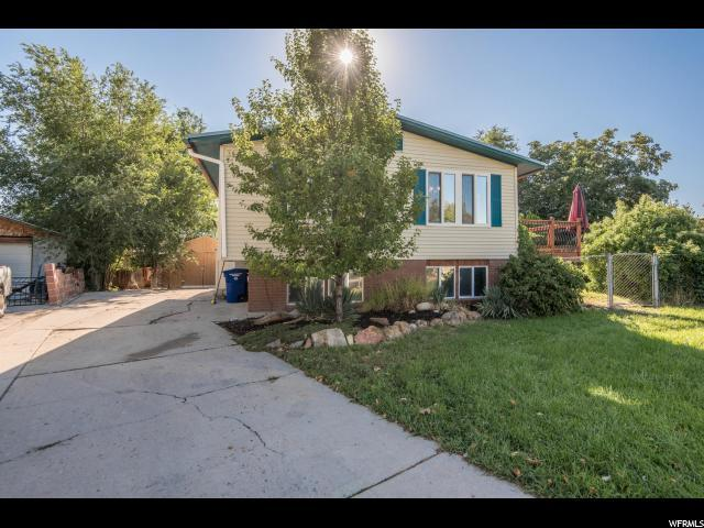 4387 S Rose Blossom St W, West Valley City, UT 84120 (#1476928) :: Eccles Group