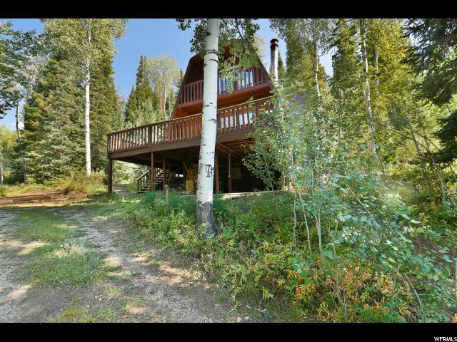 655 Sugar Pine Dr., Oakley, UT 84055 (MLS #1477393) :: High Country Properties
