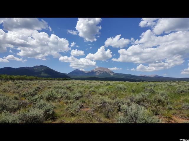 Address Not Published, La Sal, UT 84530 (#1477628) :: Colemere Realty Associates