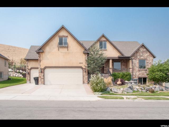 14548 S Rose Summit Ave, Herriman, UT 84096 (#1478945) :: Rex Real Estate Team