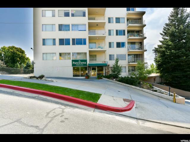 8 E Hillside Ave, Salt Lake City, UT 84103 (#1479545) :: William Bustos Group | Keller Williams Utah Realtors