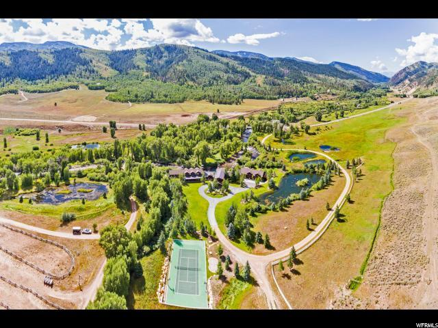 4343 E Weber Canyon Rd, Oakley, UT 84055 (MLS #1480050) :: High Country Properties