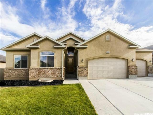 3317 W Chatel Dr, Riverton, UT 84065 (#1480116) :: Action Team Realty