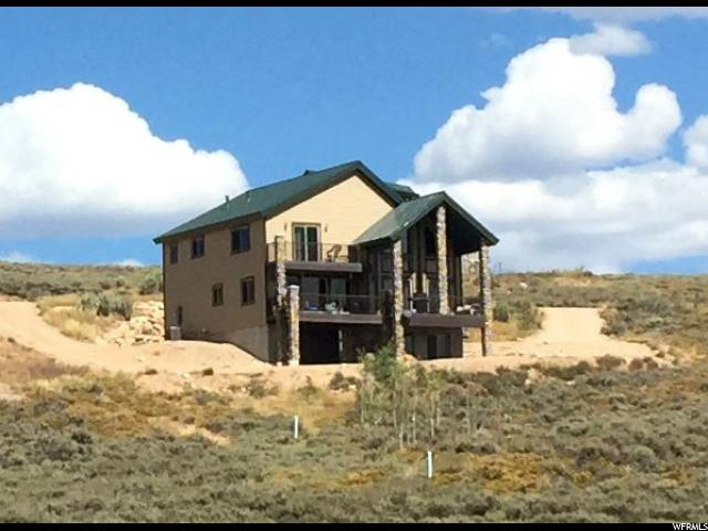 8083 E Badger Hollow Dr #66, Daniel, UT 84032 (MLS #1480249) :: High Country Properties