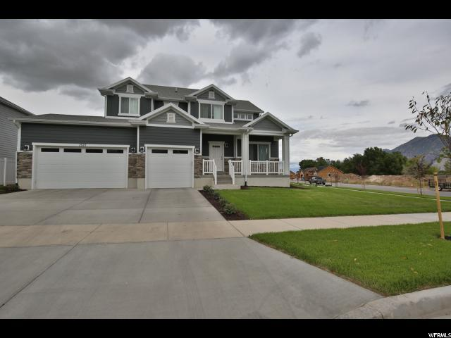 2537 E Double Tree Dr, Spanish Fork, UT 84660 (#1480480) :: RE/MAX Equity