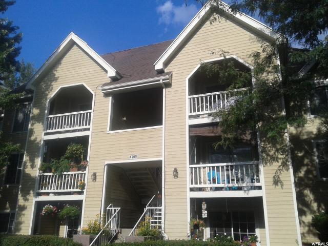 1205 E Waterside Cv S #33, Cottonwood Heights, UT 84047 (#1480573) :: Action Team Realty