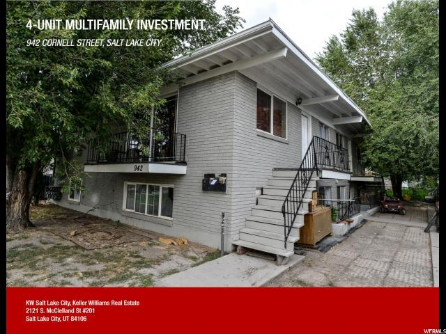 942 N Cornell St W, Salt Lake City, UT 84116 (#1480767) :: RE/MAX Equity