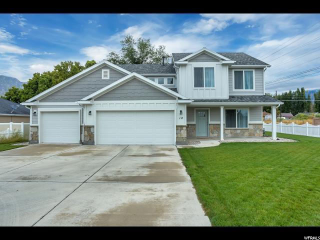 12 N 450 W, Springville, UT 84663 (#1480854) :: RE/MAX Equity