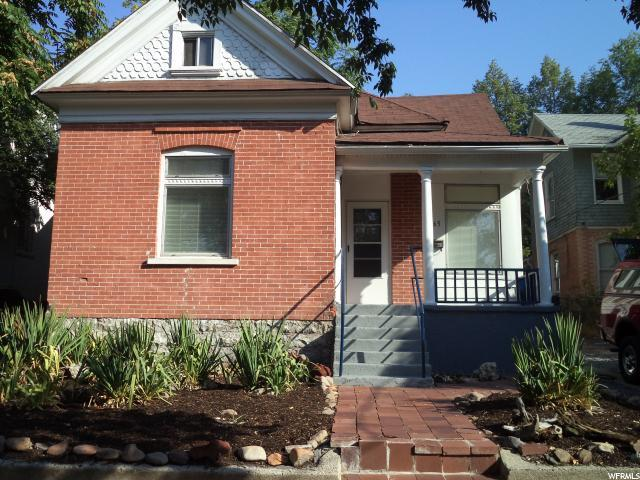 465 E 1ST Ave N 465/67, Salt Lake City, UT 84103 (#1480876) :: RE/MAX Equity