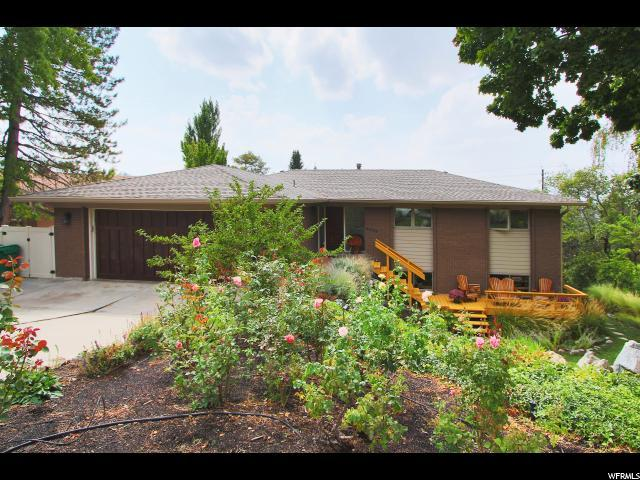 8800 S Alpen Way, Cottonwood Heights, UT 84121 (#1480890) :: KW Utah Realtors Keller Williams