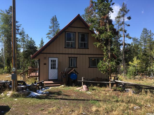 5808 Forest Dr #832, Kamas, UT 84036 (MLS #1480922) :: High Country Properties