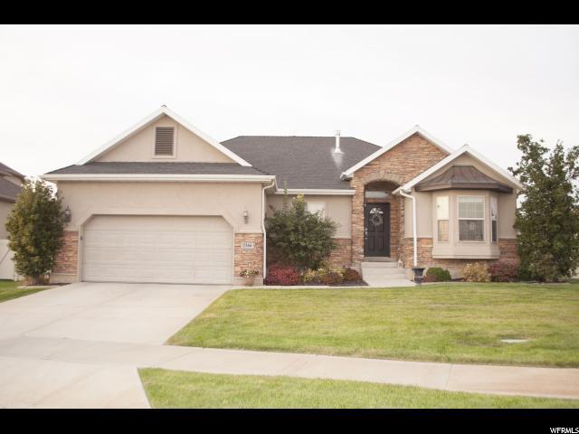 2366 W 2250 N, Lehi, UT 84043 (#1480932) :: Rex Real Estate Team
