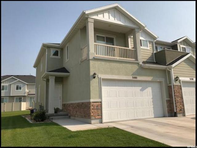 3182 W Prairie Grass Dr, Lehi, UT 84043 (#1481014) :: RE/MAX Equity