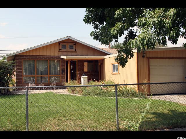 1175 N 1500 W, Salt Lake City, UT 84116 (#1481058) :: RE/MAX Equity