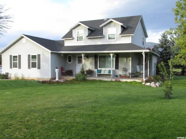 410 N Morgan Valley Drive Dr, Morgan, UT 84050 (#1481081) :: Keller Williams Legacy