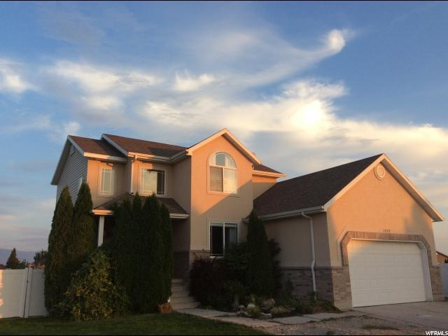 1529 W 2810 S, Syracuse, UT 84075 (#1481087) :: RE/MAX Equity