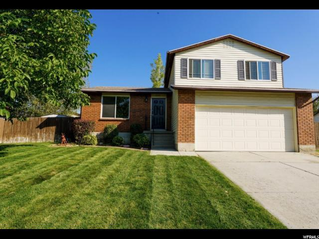 3322 W 6775 S, West Jordan, UT 84084 (#1481095) :: RE/MAX Equity