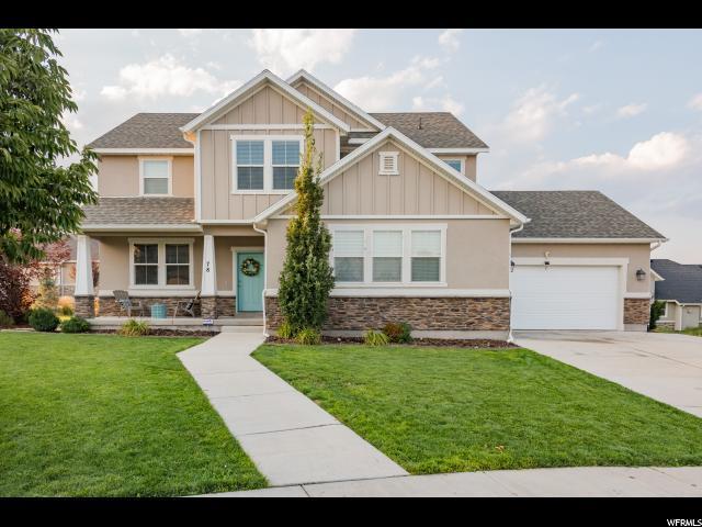 78 E Windlass Rd S, Saratoga Springs, UT 84045 (#1481097) :: The Utah Homes Team with HomeSmart Advantage