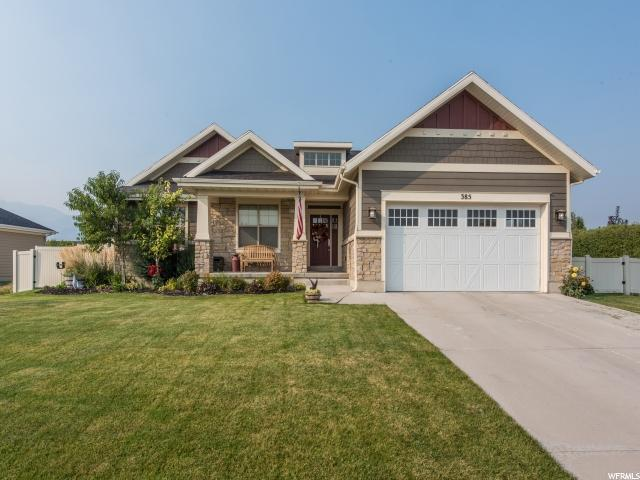 385 E 340 S, Midway, UT 84049 (MLS #1481160) :: High Country Properties