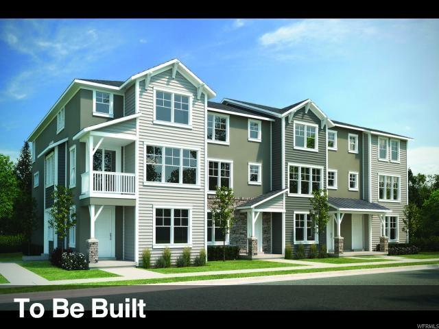 1034 W Cattail Ct F3, Kamas, UT 84036 (MLS #1481174) :: High Country Properties