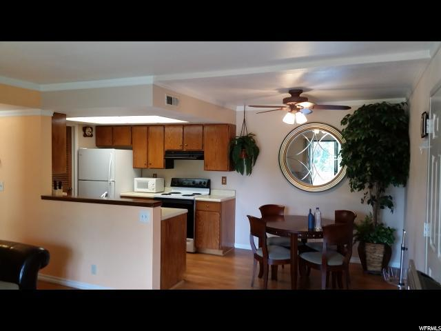 1282 E Ridge Meadow Ln 7-0, Cottonwood Heights, UT 84121 (#1481190) :: KW Utah Realtors Keller Williams