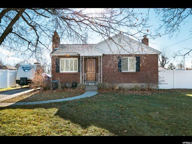 2290 E Cobblecrest Rd, Cottonwood Heights, UT 84121 (#1481201) :: KW Utah Realtors Keller Williams