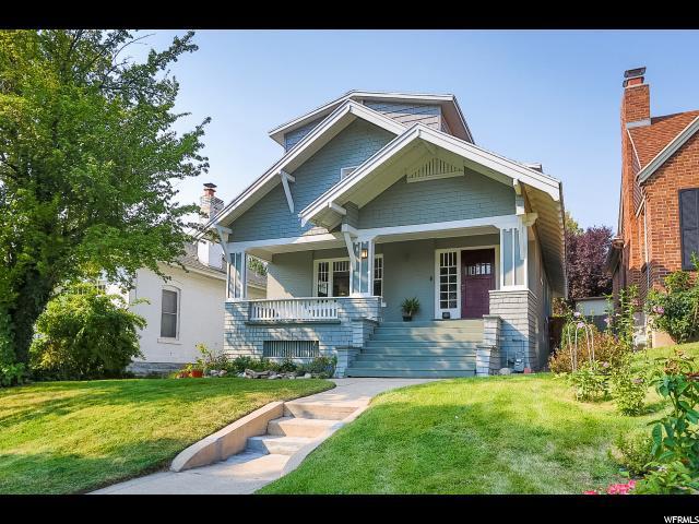767 7TH Ave, Salt Lake City, UT 84103 (#1481243) :: William Bustos Group | Keller Williams Utah Realtors
