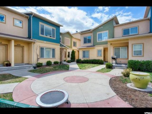 3683 W Lilac Dr S 35-6, South Jordan, UT 84095 (#1481281) :: Action Team Realty