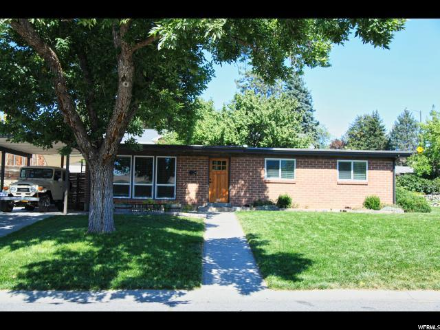 2311 E 7800 S, Cottonwood Heights, UT 84121 (#1481336) :: Action Team Realty