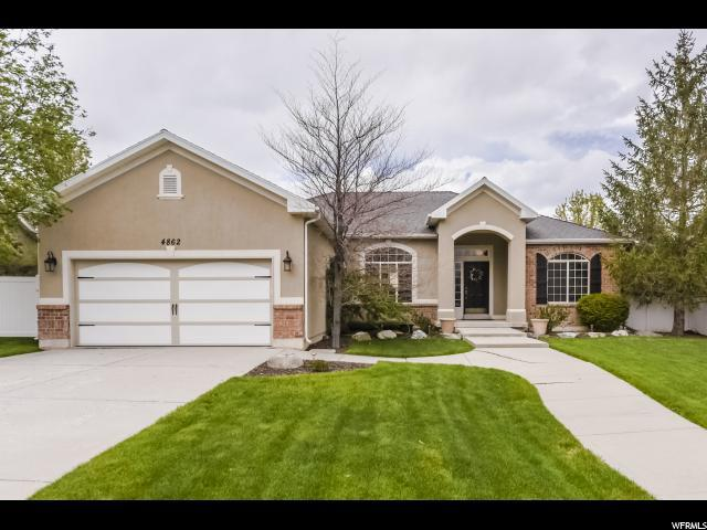 4862 W Wood Ranch Dr S, South Jordan, UT 84095 (#1481358) :: Action Team Realty